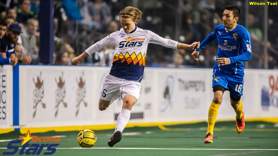 Duncan McCormick is the son of MISL Stars player Dick McCormick. (Wilson Tsoi)